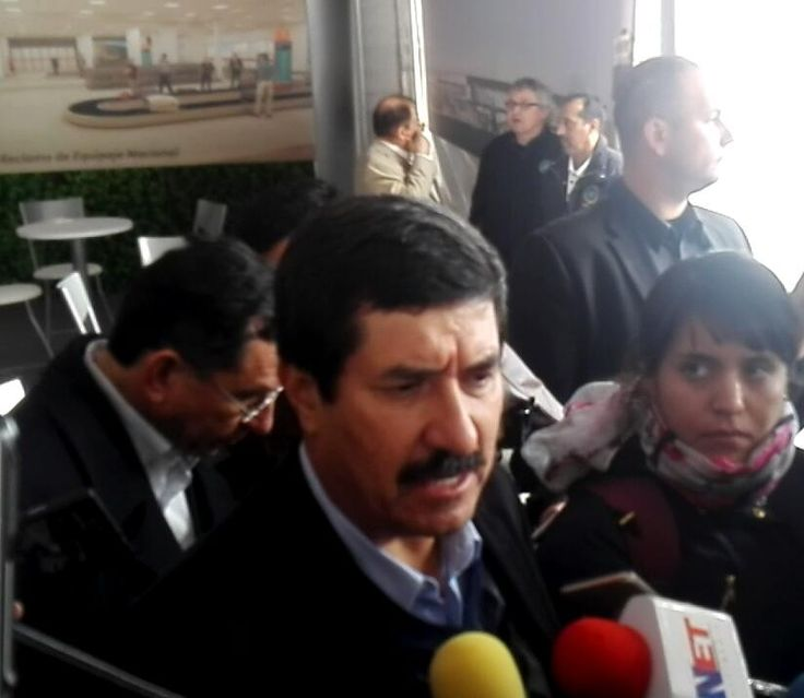 Realizará Cisen exámenes de confianza a González Nicolás y Rocha Acosta: Corral | El Puntero