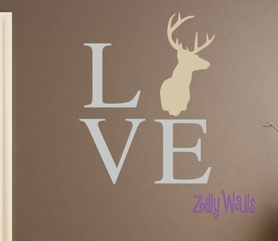 Best Kid Room Vinyl Wall Decal Designs Custom Name Decals - Custom vinyl wall decals deer