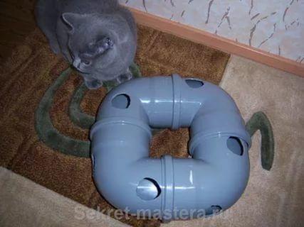 игрушки для кота своими руками фото: 22 тыс изображений найдено в Яндекс.Картинках