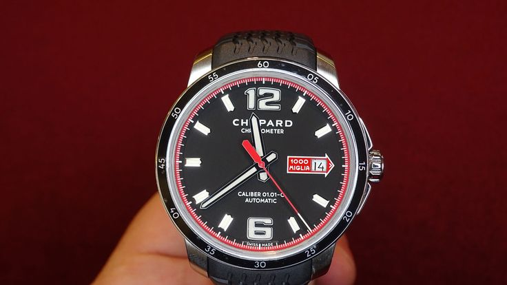 #Chopard Mille Miglia GTS Automatic frontal