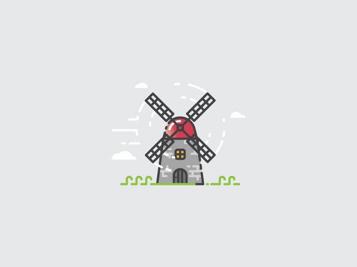 Windmill - Infographic Template
