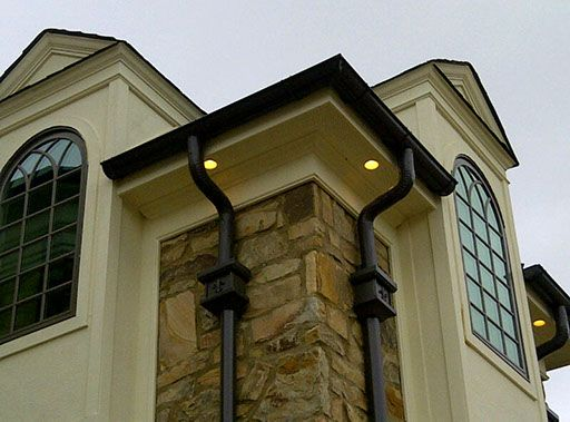 17 Best Images About Gutters On Pinterest Exterior