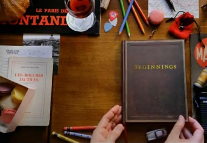 Chiara Clemente: ora vi racconto i parigini - Beginnings: la nuova serie di docu-film della regista italiana sui primi ricordi di vita (creativa).