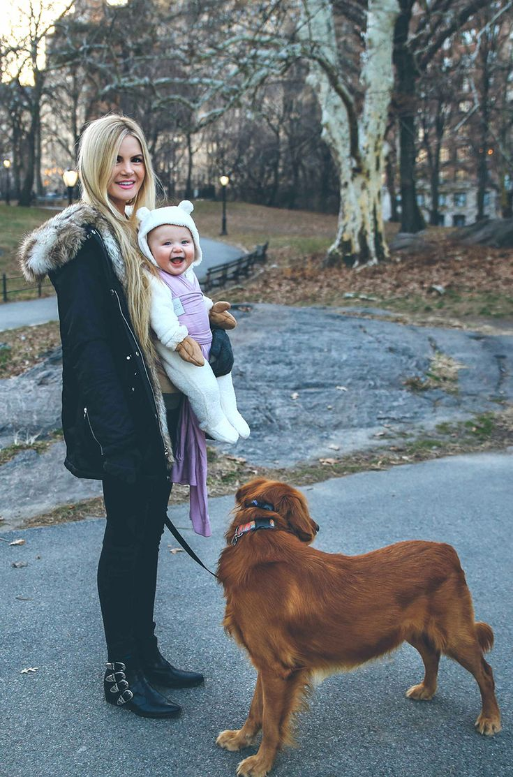 COAT: Nordstrom (my fav, I highly recommend) // JEANS: AG Jeans // BOOTIES: Toga Pulla// LIPSTICK: MAC 'Sweet n Sour'// WRAP: Solly Wrap We knew in going to New York that it would be a lot of work with Chauncey and taking him to the park multiple times a day (and paying more in rent …