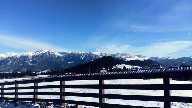 #winter #stunning #CheileGradistei #Brasov #Romania