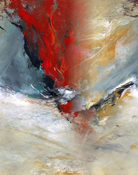 Moderne kunst, Expressionismus, Katarina niksic, Abstrakte kunst, Abstrakt, Malerei