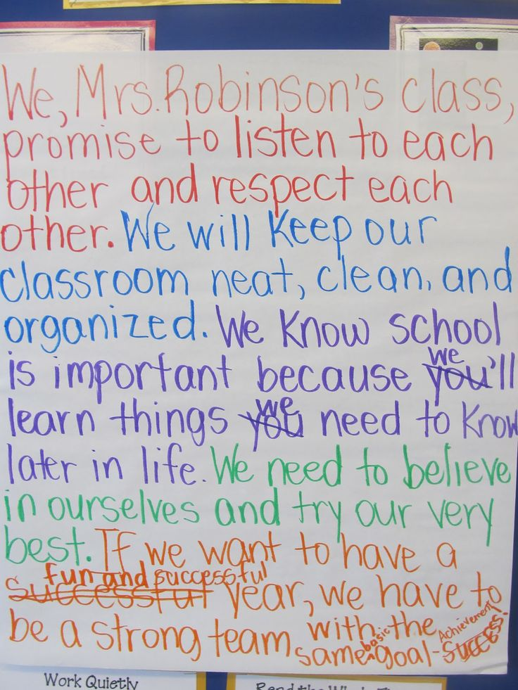 Mrs. Robinson's Classroom Blog: Meaningful First Week Activities