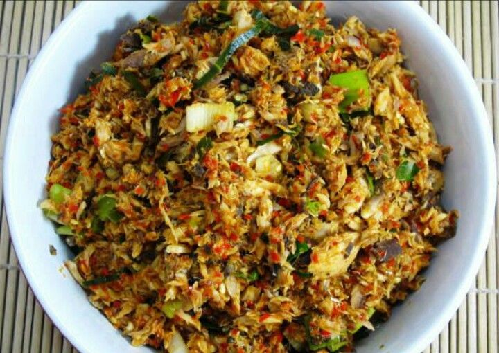 Manado foods