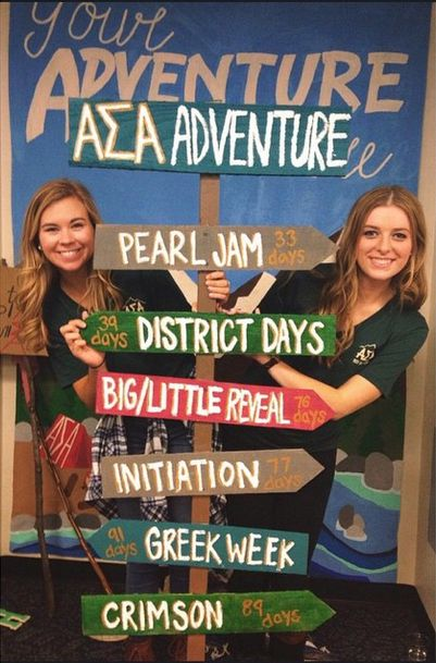 your AΣA adventure begins here ♡