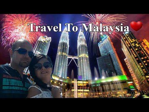 Travel To kuala lumpur malaysia - YouTube