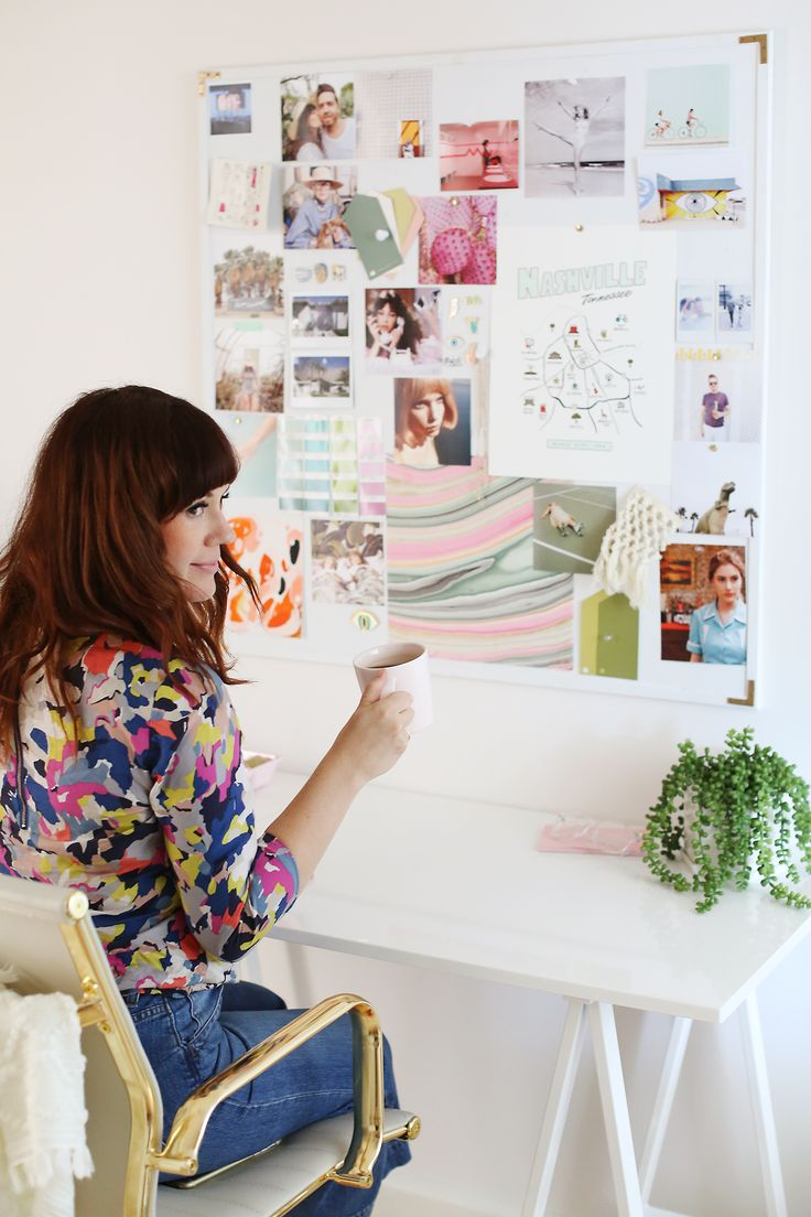 "Inspirational life tips- tips on being creative and inspired. I like this article, ""How My Mood Board Keeps Me Inspired"""