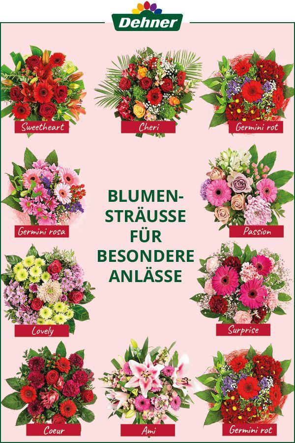 Prachtvolle Blumenstrausse Blumenstrauss Florist Blumen