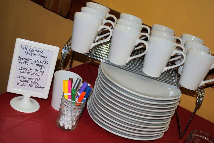 Pinterest Moms Night Out Party Ideas | Photo 9 of 40 | Catch My Party