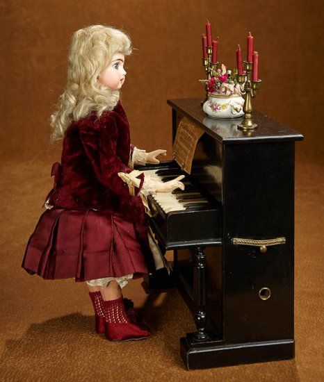 French Musical Automaton &quot... Auctions Online | Proxibid ...