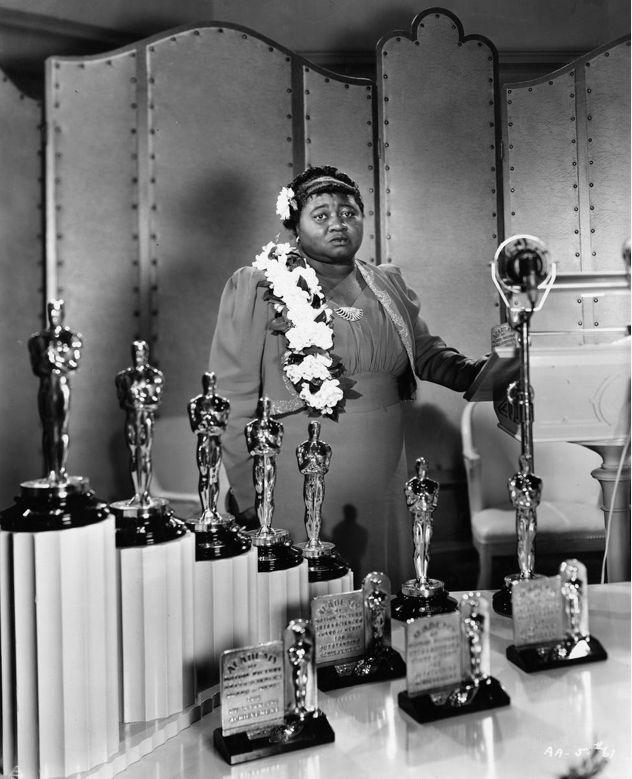 Hattie McDaniel, the first Black Oscar winner. 1939 – Ms. Dean