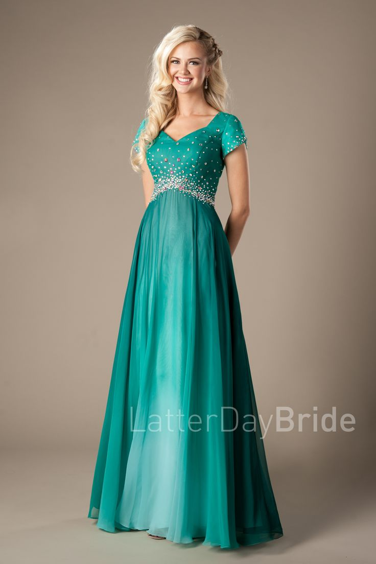 1956 best Cute Modest Prom Dresses images on Pinterest   Party ...