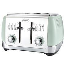 Breville VTT768 Strata Collection Green Toaster