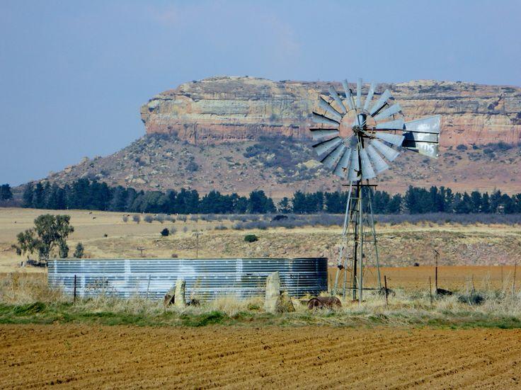 Windpomp Free State