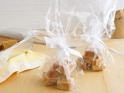 Soft Caramel Fudge recipe