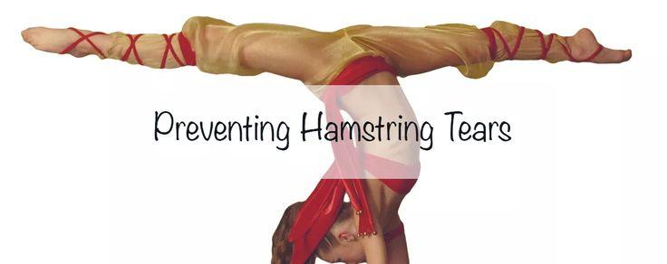 Preventing Hamstring Tears