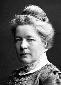 Selma Lagerlöf - Nobel prize winner in Litterature