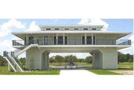 Airplane Hanger Houses Ft Denaud Hangar Home For Rent