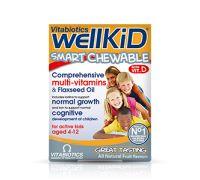 Vitabiotics -  Wellkid Smart Chewable