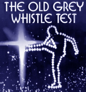 The Old Grey Whistle Test. Classic whispering Bob.