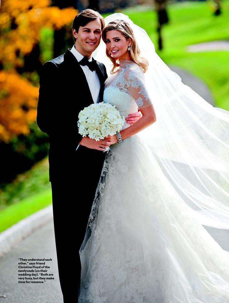 Ivanka Trump + Jared Kushner