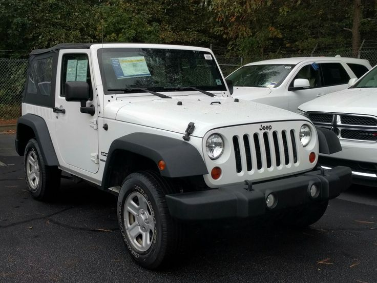 Used 2012 Jeep Wrangler in Norcross, Georgia | CarMax
