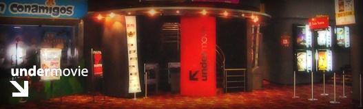 Sala Teatro - Movie de Montevideo Shopping.    Características de la sala:  648 butacas.  Equipamiento de última generación en audio e iluminación.  Excelente acústica.  Escenario con una boca de 11 metros y profundidad de 15 metros.  5 Camerinos.  Butacas muy cómodas.  #servicios #entretenimiento