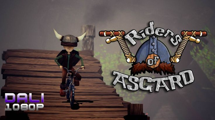 Riders Of Asgard is much more than your average run-of-the-mill, Viking BMX game. It's a historically correct Viking BMX game, with historically accurate Viking bikes and locations. #gobbogames #ridersofasgard #YouTube #DalHDGaming #Steam