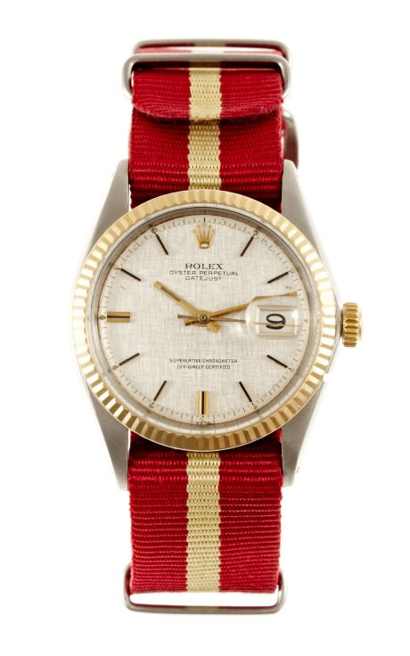 Rolex Stainless Steel And Gold Datejust by CMT Fine Watch and Jewelry Advisors