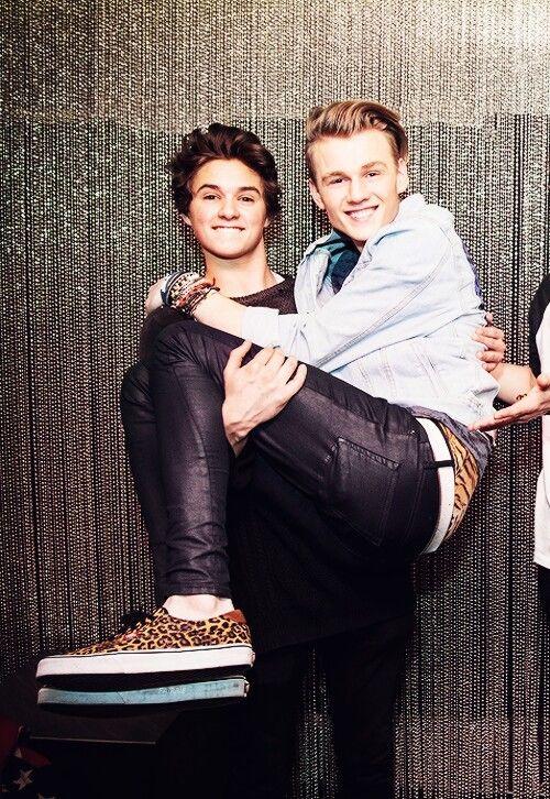 Brad & Tris