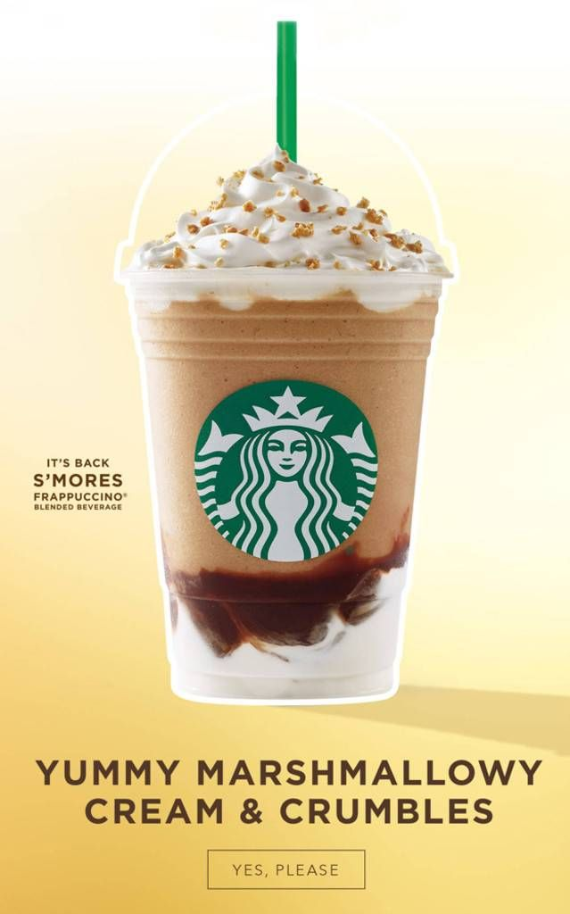 Starbucks Unveils New Frappuccino Flavor And Brings Back An Old Favorite Just In Time For Summer Frappuccino Flavors Starbucks Drinks Recipes Hot Coffee Drinks