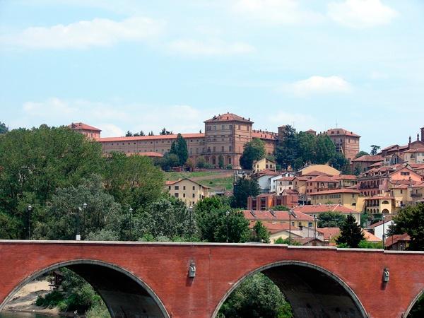 my hometown  Moncalieri, Italy