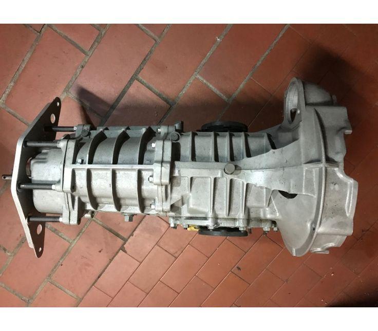 915 Getriebe für Mittelmotor Fahrzeuge mit Porsche Motor
