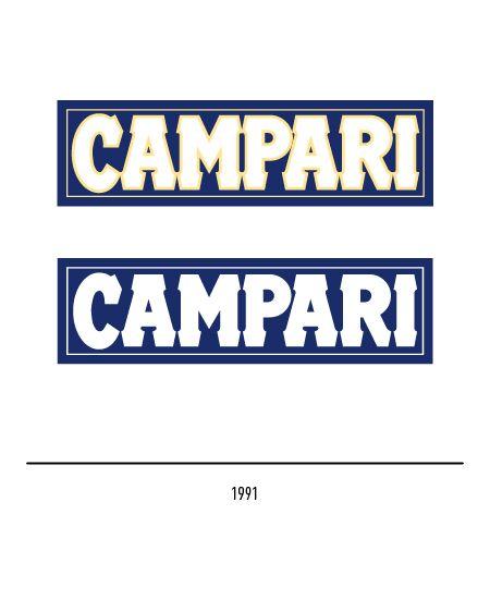 Marchio Campari del 1991