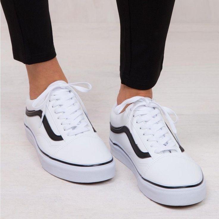 Cute cool girl footwears to buy right now 22 | Vans shoes, Vans ...