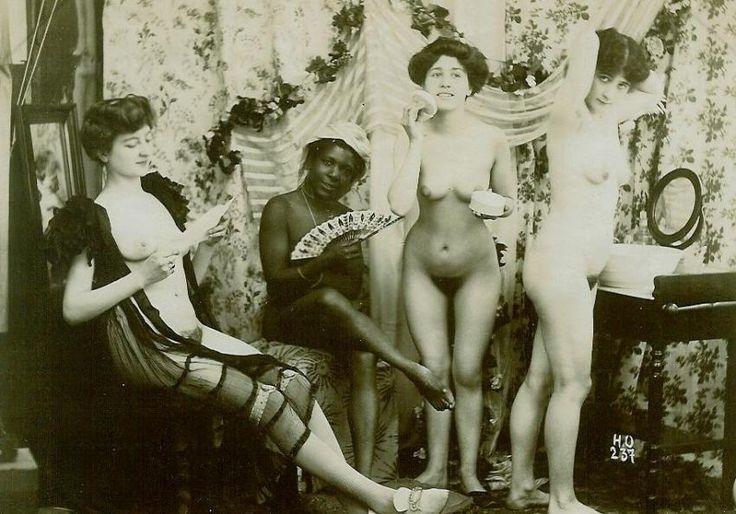 Maison Close 1900's