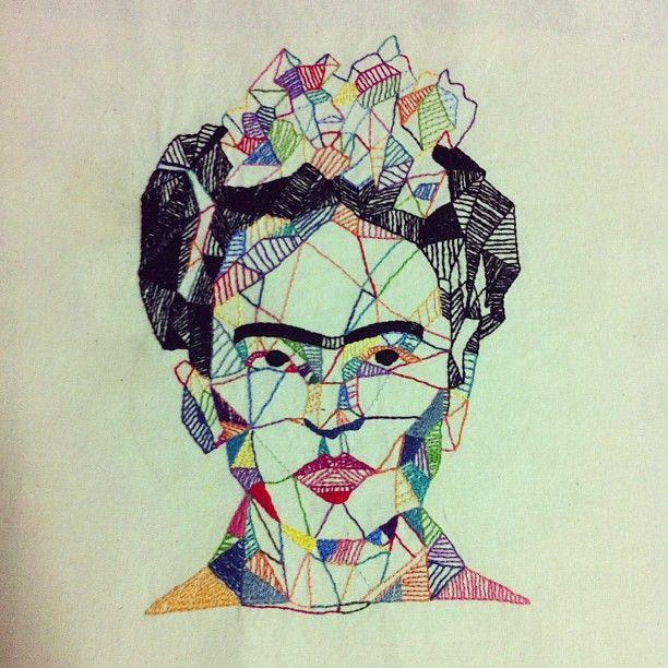 Stitchgasm! – Frida Forever