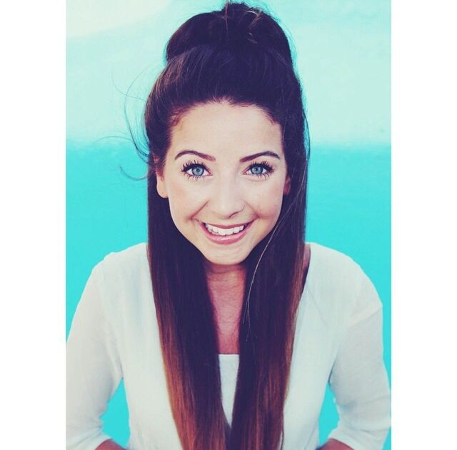 Zoella Hairstyles For School : Back to School Hair #zoella Lovely Locks Pinterest