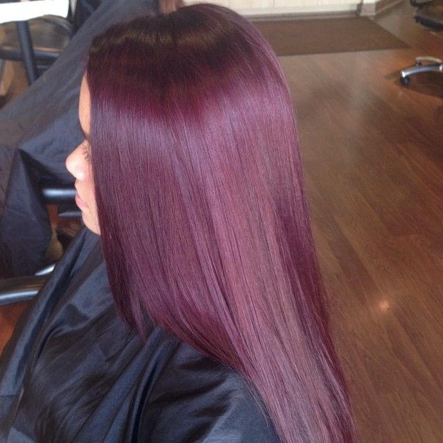 1000 Images About Hair On Pinterest  Haircolor Burgundy And Medium