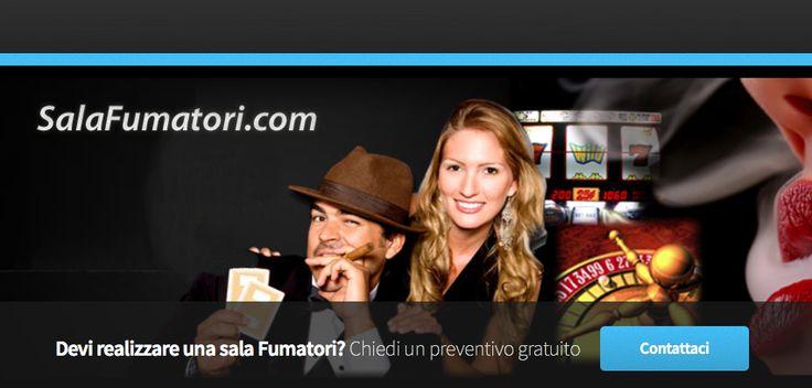 Devi Realizzare una sala fumatori? Contattaci info@salafumatori.com Oppure visita il sito SalaFumatori.com