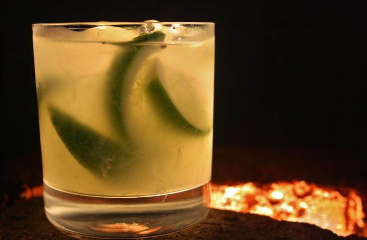 Caipirinha Brazilian no.1 cocktail