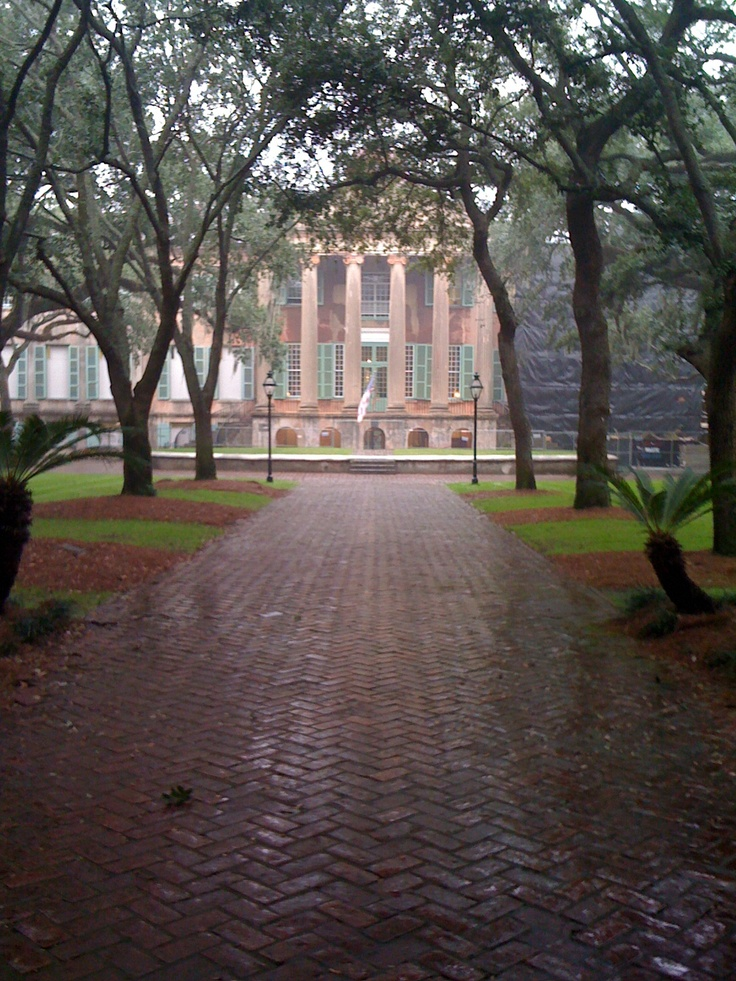 The Cistern at College of Charleston