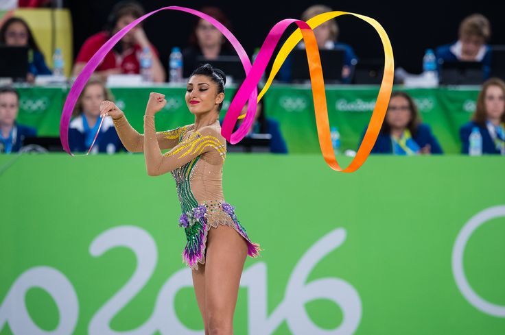 Varvara Filiou (Greece), Olympic Games Qualifications (Rio) 2016
