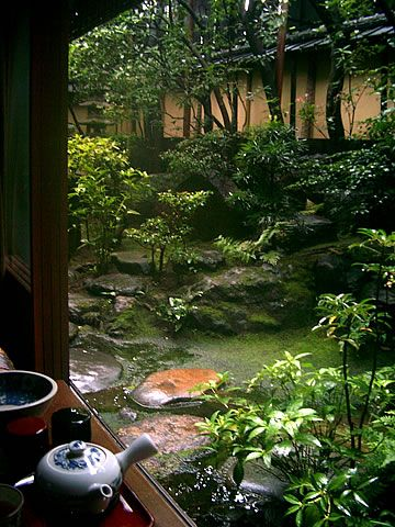 Hiiragiya Ryokan, Kyoto, Japan - an inn that is almost 200 years old