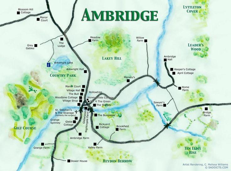 map of ambridge_lg.jpg 1,024×760 pixels