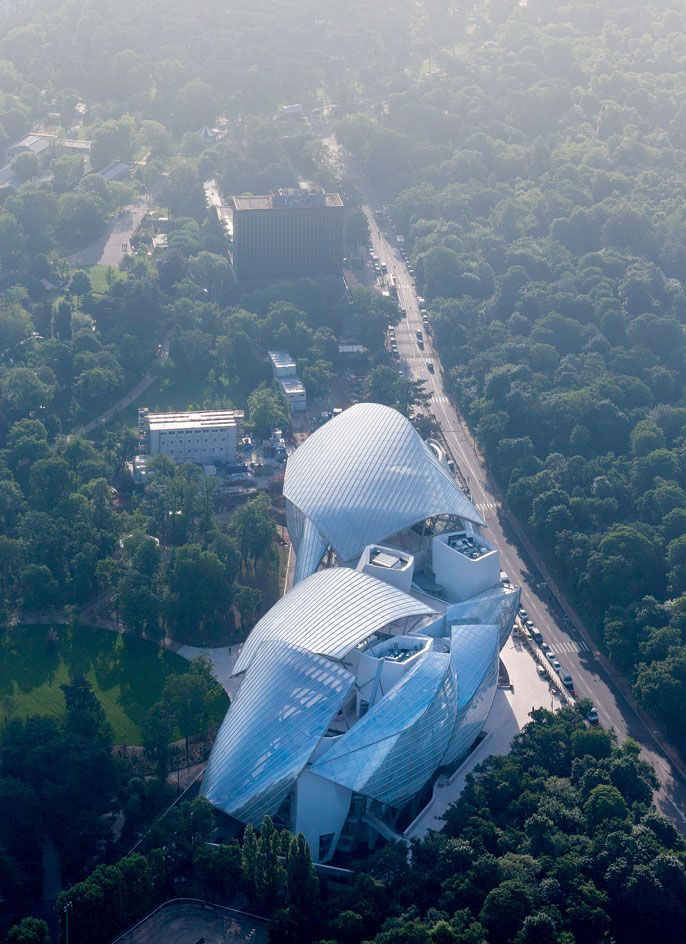Frank Gehry's Fondation Louis Vuitton opens in Paris | Architecture | Wallpaper* Magazine